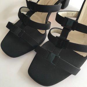 Salvatore Ferragamo strappy heels